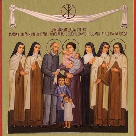 Santa Família Martín (2)