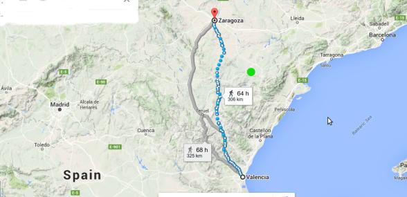 mapa-espanha-valencia-saragoca