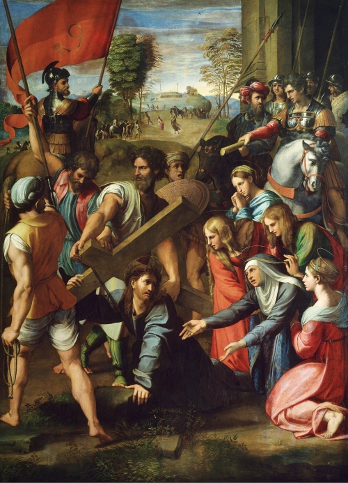 raphael_11_christ_falling_on_the_way_to_calvary